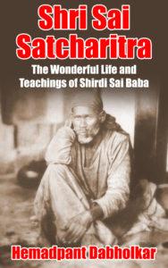 Book Cover: Shri Sai Satcharitra